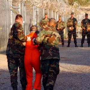 detainee at us torture camp